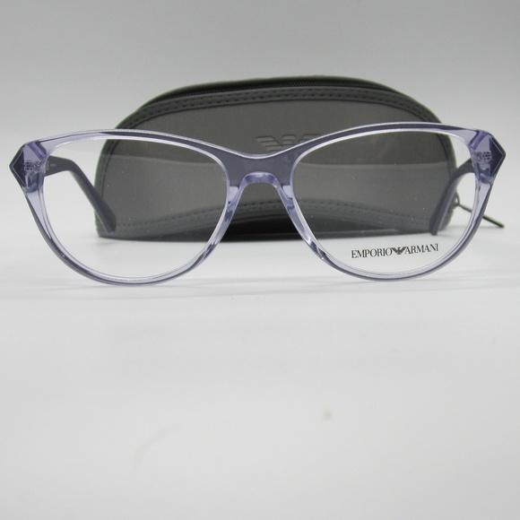 ada6a77e441e Emporio Armani Accessories - Emporio Armani EA3024 Eyeglasses w Case